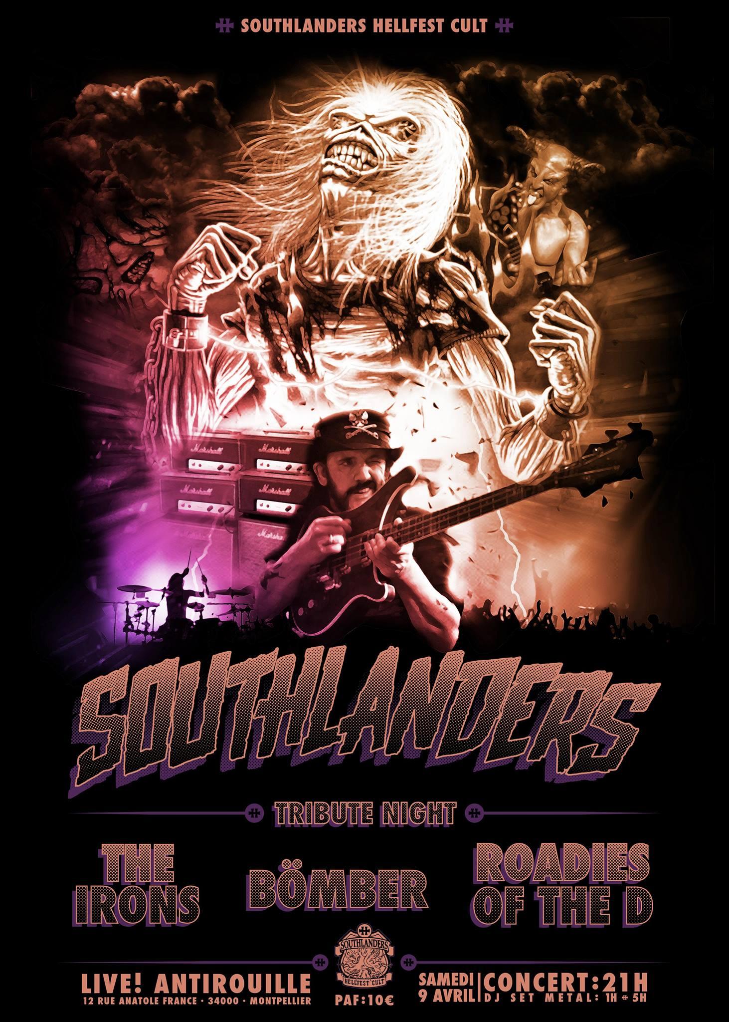 Southlanders