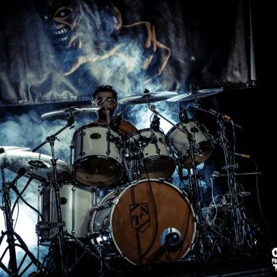 THE IRONS | Gaillard Rock  Tribute Fest 3 | 2.11.2019 © Alexandre Coesnon